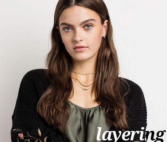 Layering is dé trend!
