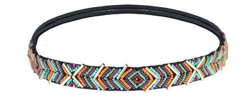 Haarband BOHO Multi Beads