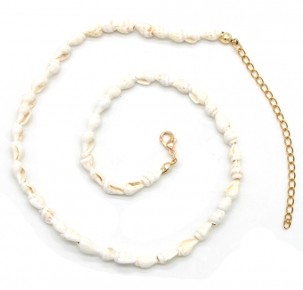 Ketting Cute Shells choker